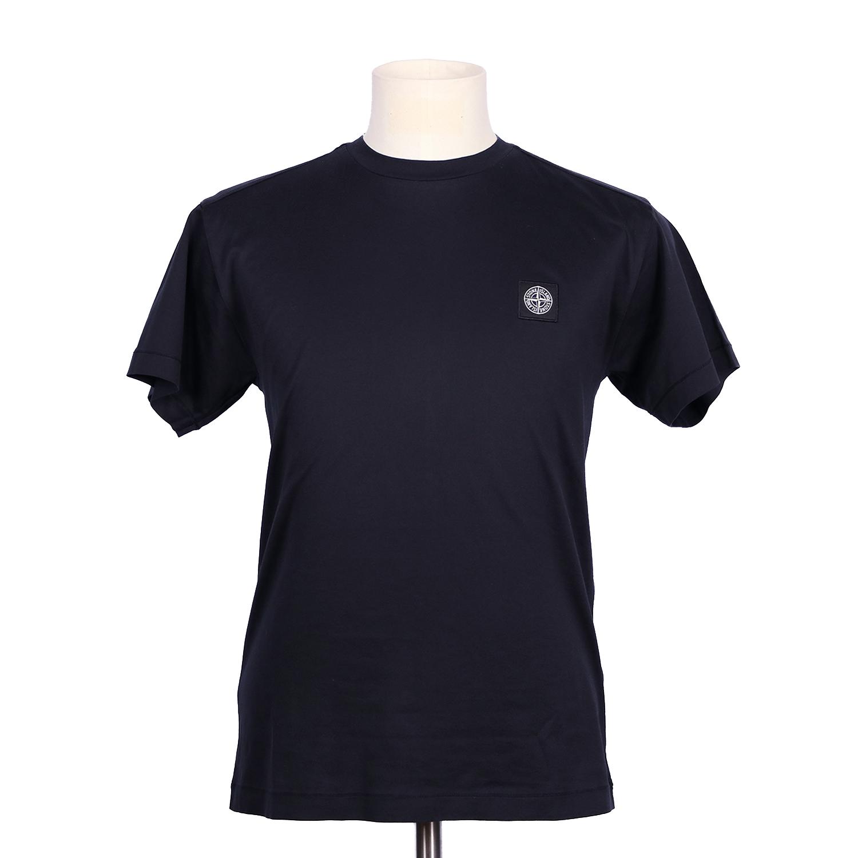 Stone island t-shirt donkerblauw