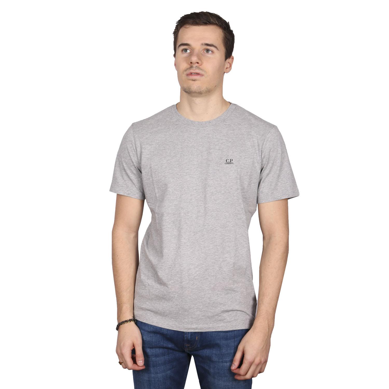 C.P. Company t-shirt grijs melange