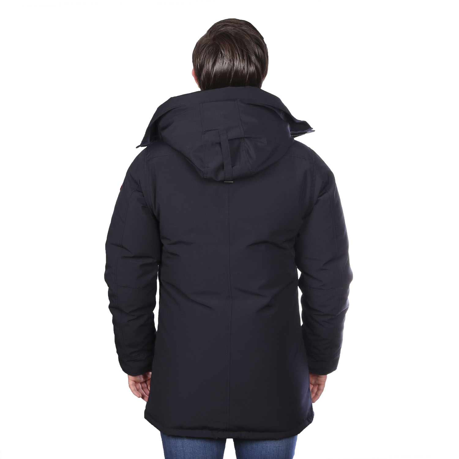 Cananda Goose chateau navy achter