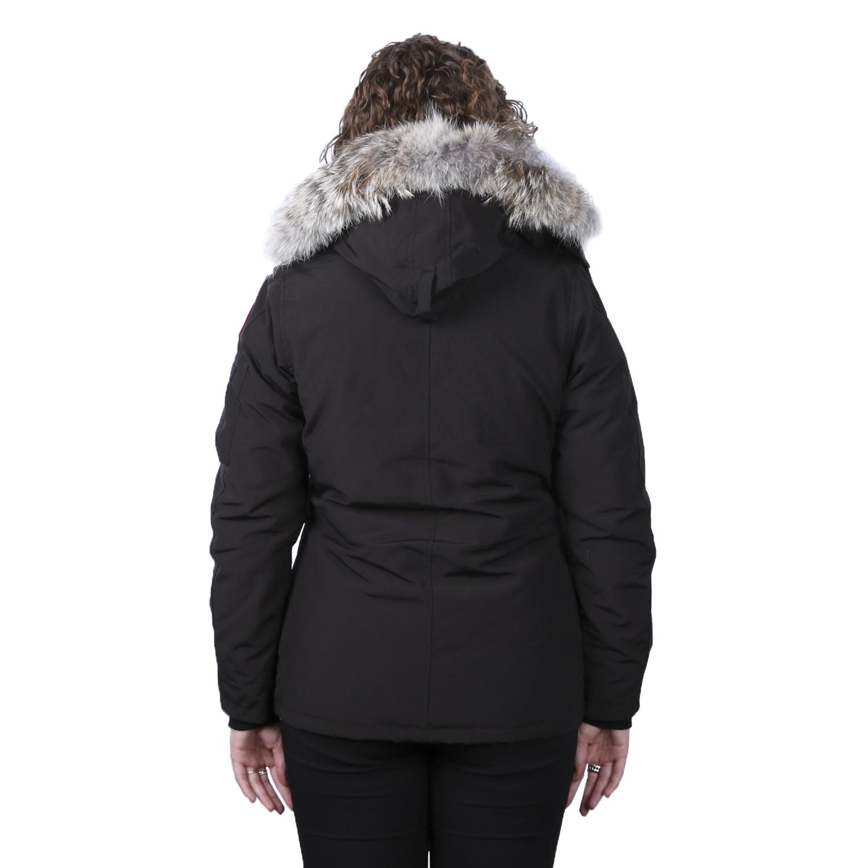 Canada Goose Montebello zwart back