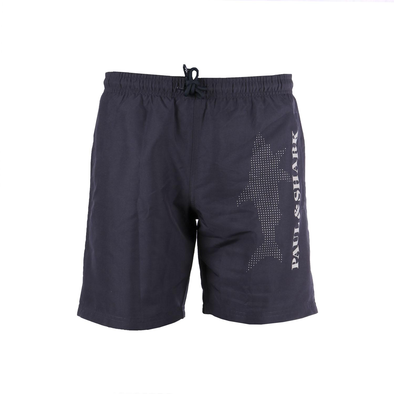 Paul & Shark zwemshort donkerblauw