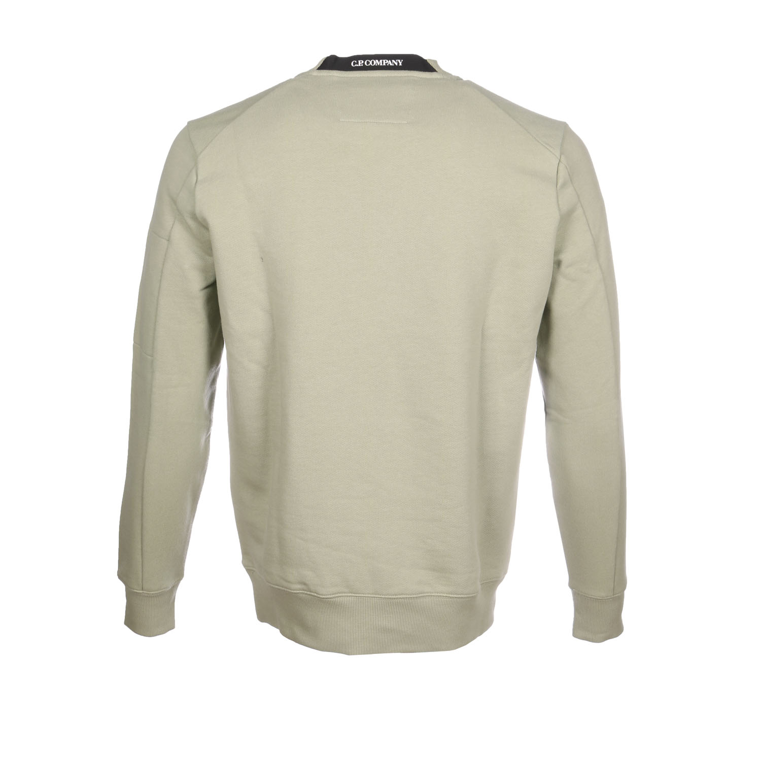 C.P. company sweater groen achter