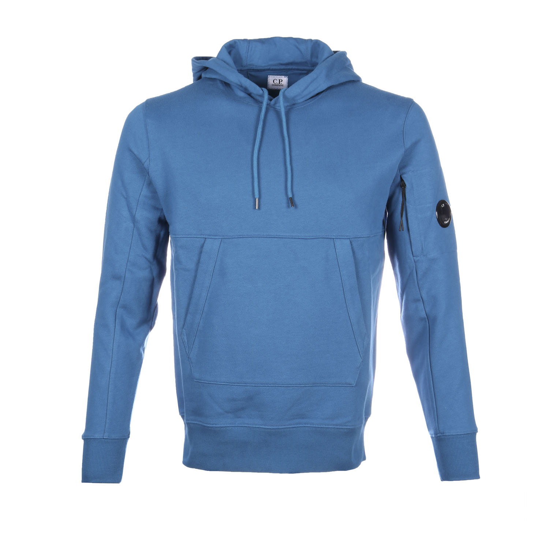 C.P. company hoodie blauw
