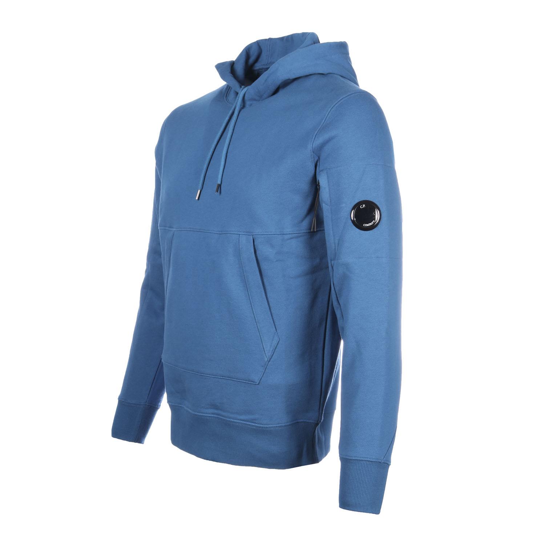 C.P. company hoodie blauw zij