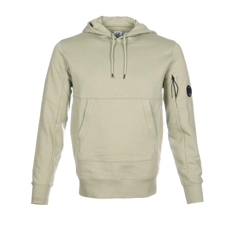 C.P. hoodie licht groen