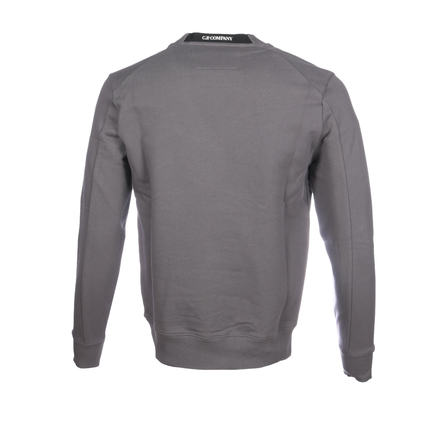 C.P. company sweater donkergrijs achter