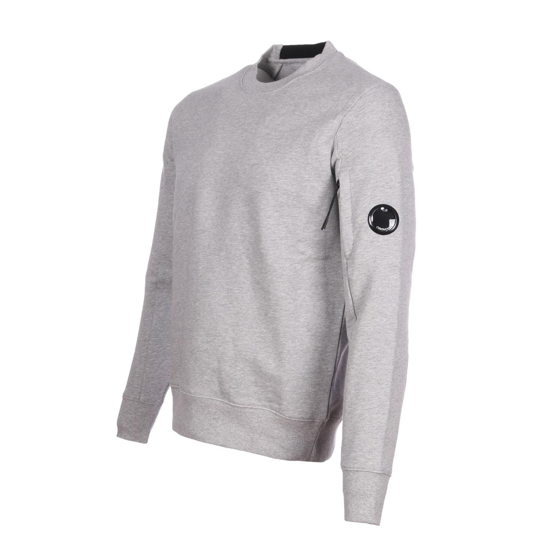 C.P. company sweater grijs melange zij