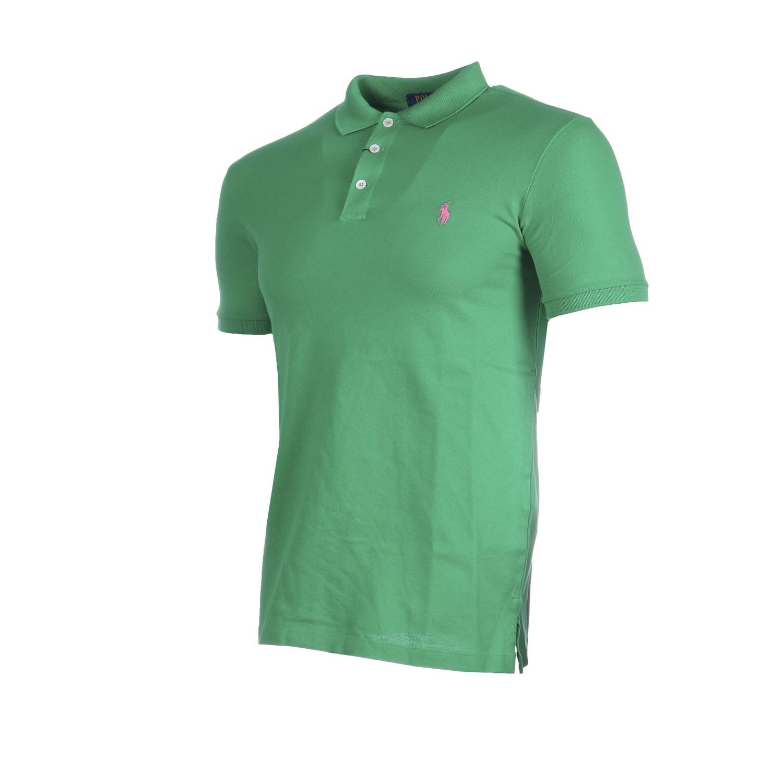 Polo Ralph Lauren polo groen zij